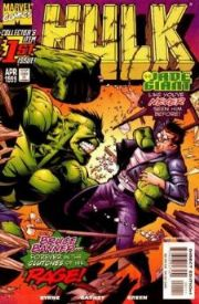 Incredible Hulk Comics (1999 Series)